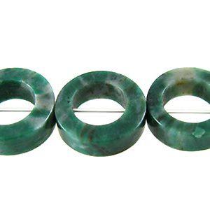 """Jadeite """"o"""" rings wholesale gemstones"""