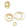 wholesale Jump Rings Gold 6mm
