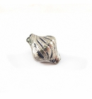 metal beads silver finish 12x20mm wholesale