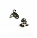 Thai Silver Spiral Design Beads wholesale