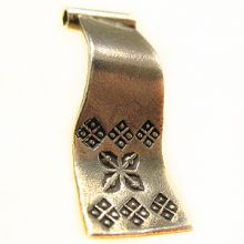 Thai Silver Pendant 13x29mm wholesale