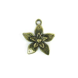 extra small flower brass finish wholesale