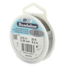 wholesale Beadalon 49 .38mm 30' sp
