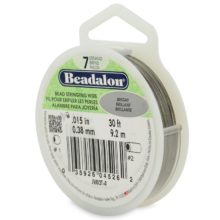 Beadalon 7 30' sp .38mm wholesale Beadalon 7 30' sp