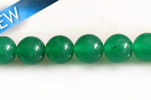 Green aventurine round beads 6.5mm wholesale gemstones