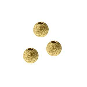 wholesale Gold Filled 3mm Stardust 14KGF 1mm hole