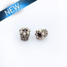 wholesale sterling silver swirl cone