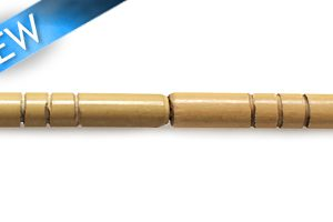 Wholesale bamboo wood tube beads