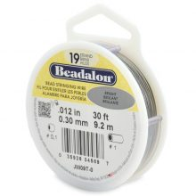 wholesale Beadalon 19 .30mm 30' sp
