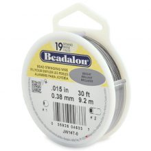 wholesale Beadalon 19 .38mm 30' sp