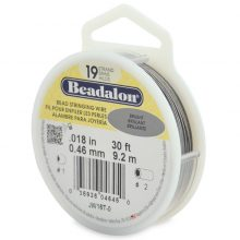 wholesale Beadalon 19 .46mm 30' sp