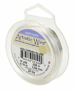 wholesale Artistic Wire 20 Ga. Non-tarnish Silver