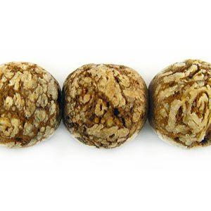 Mahogany seed 10mm wholesale beads