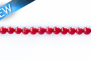 bamboo coral round 2.5-3mm wholesale gemstones