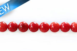 bamboo coral round 5mm wholesale gemstones