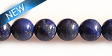 "Lapis Round beads 8mm dyed Grade ""AB"" wholesale gemstones"