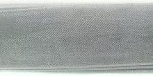 Organza Ribbon 1? gray wholesale
