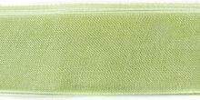 Organza Ribbon Olive Green wholesale