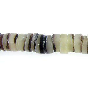 Hammer shell heishi 2-3mm wholesale beads