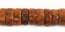 Salwag Pukalet 10mm Amber wholesale beads