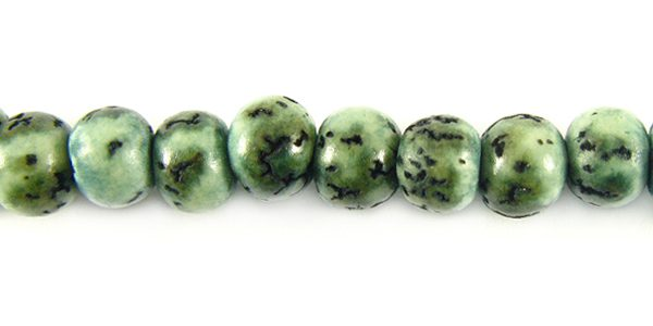 6mm salwag round turquoise wholesale beads