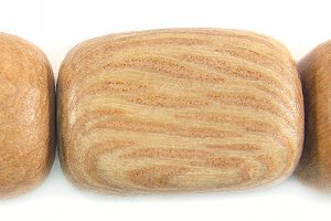 Rosewood dice wholesale beads
