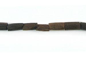 Black Ebony Wood Heishi Wholesale Beads
