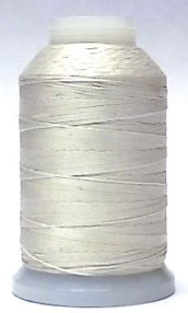 wholesale Silk Bead Cord B White