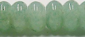 wholesale Green Aventurine rondelle