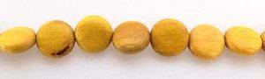 Wholesale nangka wood disc beads