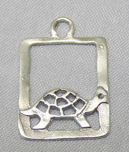 Turtle Framed Pendant wholesale