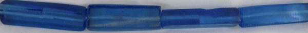 Recycled glass rectangular blue wholesale