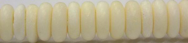 Wholesale Pukalet White Bone Beads
